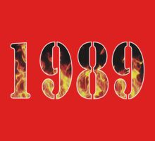 1989 Fire Kids Clothes