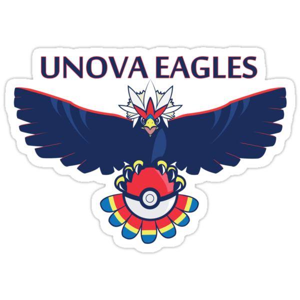 Unova Eagles! by pixelwolfie