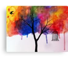 Summer Dayz Canvas Print