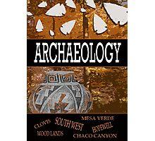 Archaeology Photographic Print