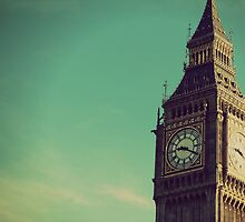 Big Ben by AlfieTobutt
