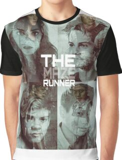 the maze runner the scorch trials Graphic T-Shirt
