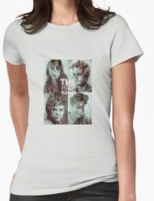 the maze runner the scorch trials Womens Fitted T-Shirt