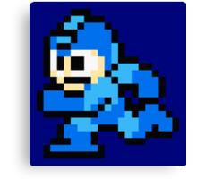 Megaman Sprite Canvas Print