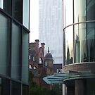 Buildings, Manchester, England by exvista