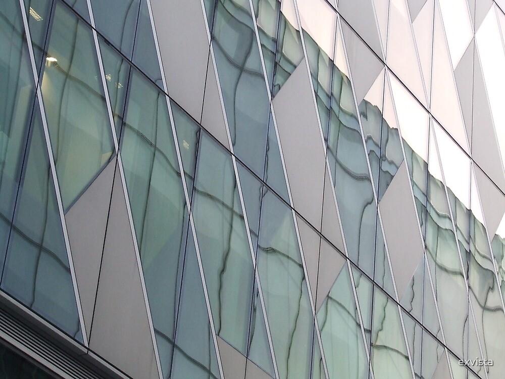 Windows, Manchester, England by exvista
