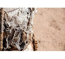Textured Fabrics Photographic Print