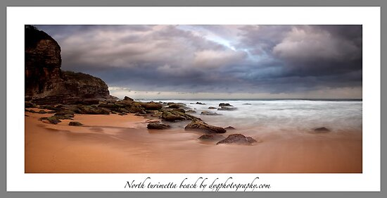 North Turimetta beach by donnnnnny