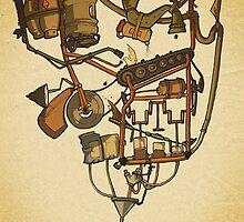 Coffee Machine by Jon-west