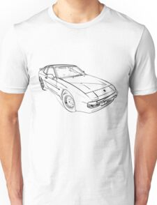 Porsche 944 black Unisex T-Shirt