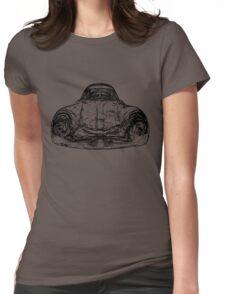 Porsche Type 64 black Womens Fitted T-Shirt