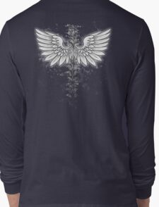 Winged backbone Long Sleeve T-Shirt