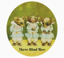 Three Blind Mice by Chunga