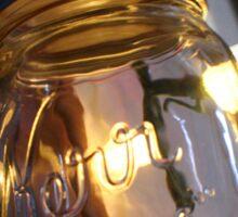 Jar Light Sticker