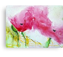 Poppies 2 Metal Print