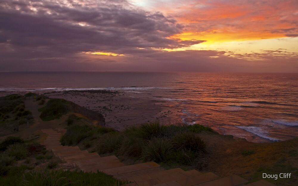 Long Reef Sunrise by Doug Cliff