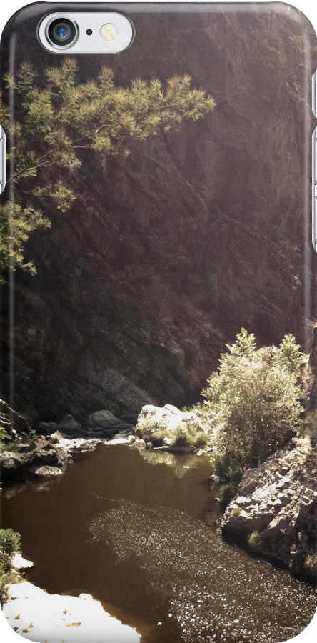 River [ iPad / iPod / iPhone Case ] by Mauricio Santana