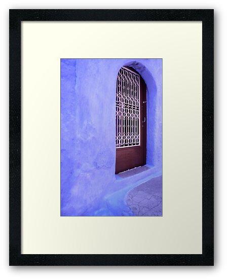 Greek Blues by Steve Outram