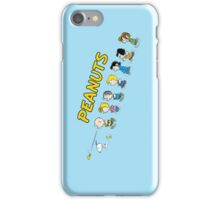 Peanuts - The Gang iPhone Case/Skin