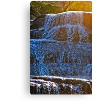 Coloured Waters Canvas Print