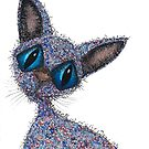 MISS CATTY by Hares & Critters