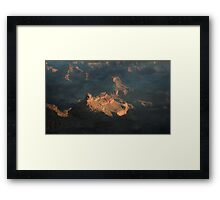 Morning Canyon! Framed Print