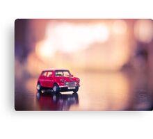 Mini Mini Cooper Canvas Print