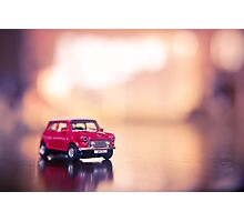 Mini Mini Cooper Photographic Print