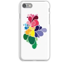 colour explosion 1 iPhone Case/Skin