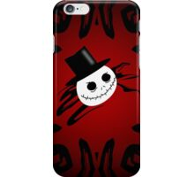 Jack-in-the-Hat iPhone Case/Skin