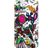 Coloured Rain 2 iPhone Case/Skin
