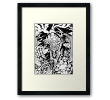 End Of Nature Framed Print