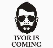 Ivor Is Coming One Piece - Short Sleeve