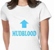 Mudblood Womens Fitted T-Shirt