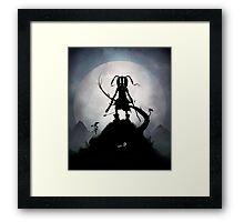 Skyrim Kid Framed Print