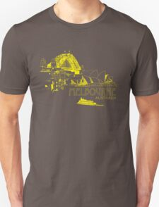 Canberra: the Nation Capital Unisex T-Shirt