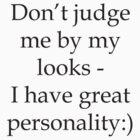Don't Judge Me by Taylorize