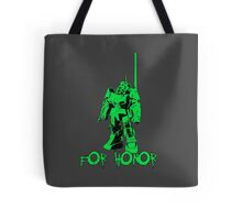 For Honor (US spelling) Tote Bag