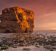 Marsden Rock by Great North Views