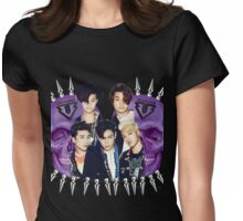 Big Bang ~ Punk Style  Womens Fitted T-Shirt