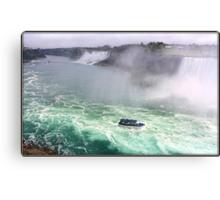 The Falls of Niagara Canvas Print