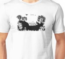 MOOLOOMBAH, MINJERRIBAH  - (AKA POINT LOOKOUT NORTH STRADBROKE ISLAND) AUSTRALIA Unisex T-Shirt