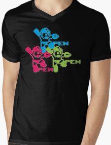 PEW PEW PEW Mens V-Neck T-Shirt