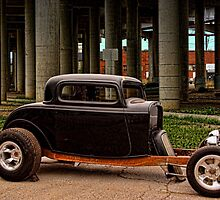 "1934 Ford ""B4"" by TeeMack"