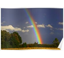 Rainbow Magic, September 2012, North England ( 3 features) Poster