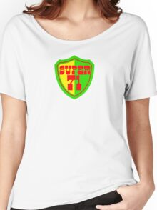 Super 71 - Shield Women's Relaxed Fit T-Shirt