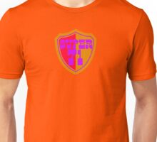 Super 71 - Shield - Orange Unisex T-Shirt