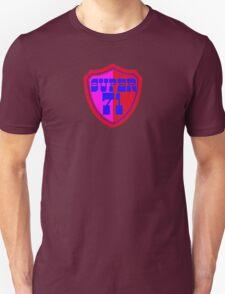 Super 71 - Shield - Red T-Shirt