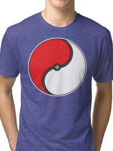 Poke-Ying-Yang Tri-blend T-Shirt