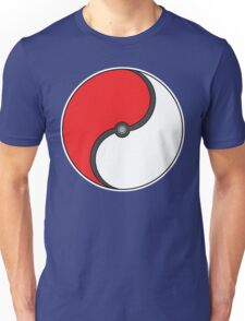 Poke-Ying-Yang Unisex T-Shirt